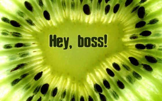 киви, boss