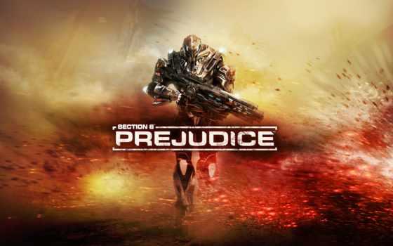 section 8, prejudice, игра