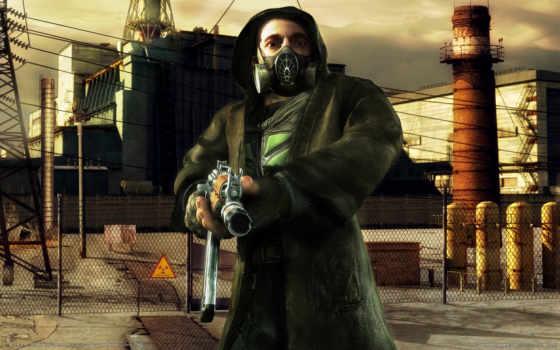 chernobyl, shadow, stalker Фон № 107441 разрешение 1920x1200