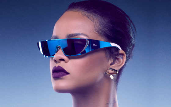 rihanna, рианна, dior, tweets, twitter, latest, рекламе, очки,
