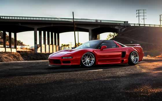 nsx, honda, car, red, twitter,