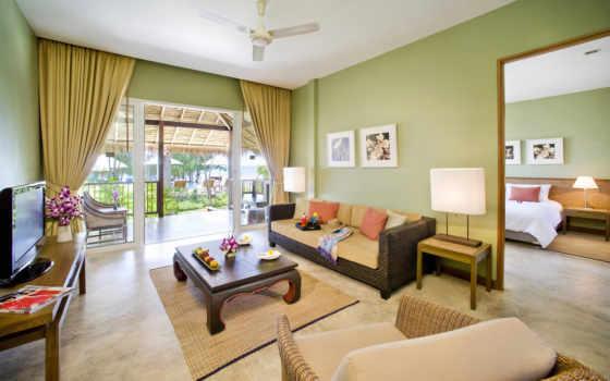 гостиной, design, интерьер
