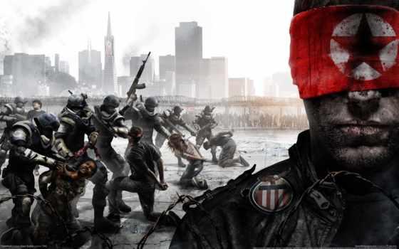homefront, игры, game, войне, home, фронтовой, usa, кореи, revolution,