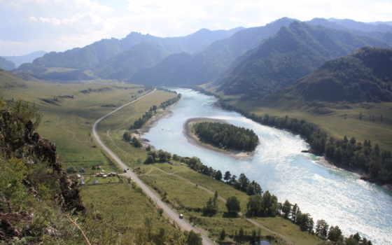 katun, река, stock, free, изображение, photos, гора, со, million, алтай,
