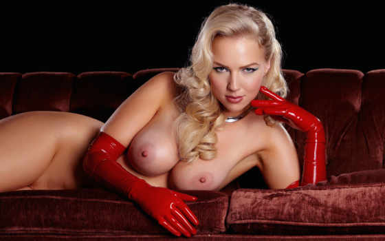 латексных, голая, банка, красных, babe, erotica,
