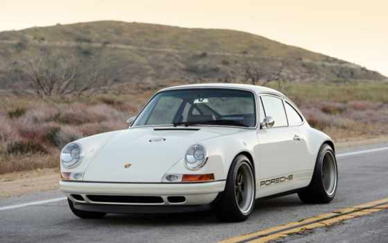 design, singer, porsche, vehicle, restored, reimagined,