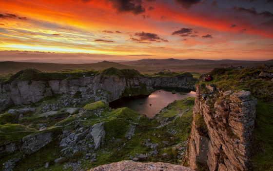 природа, ultra, psalm, каньон, free, cliff, закат, kartinik
