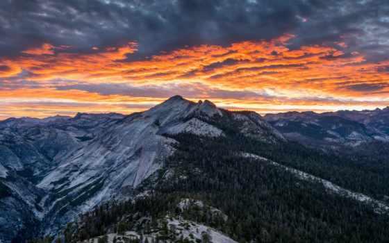 california, yosemite, fore, каньон, водопад, amaze