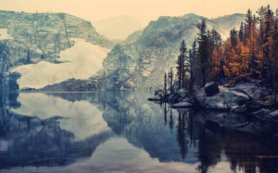 landscape, chillwave, fore, гора, озеро, природа, отражение, ago, emancipator, month, река