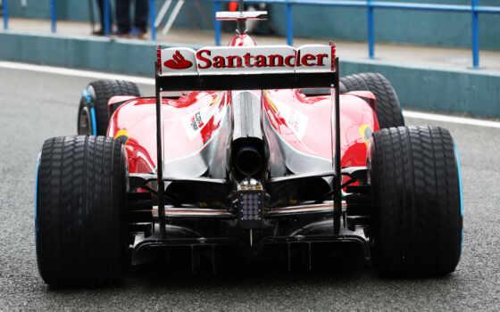 formula, car, one