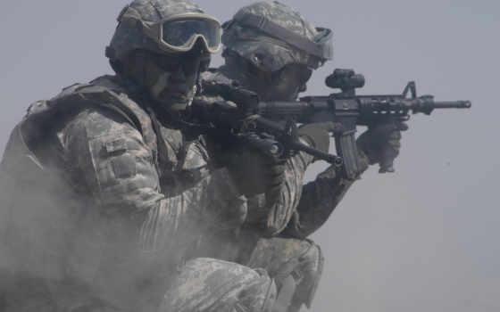 морпехи, пыль, солдаты, вооружение, soldiers,