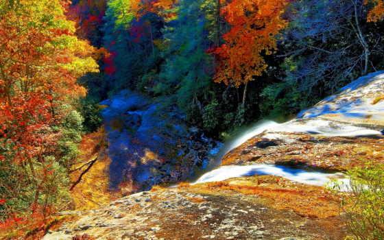водопад, блог, июня