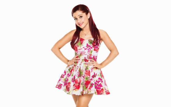 девушка, картинка, платье, one, devushki, цветочек,
