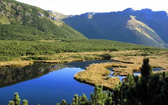 tatras, high, изображение, slovaquie, slovakia, природа, mountains,