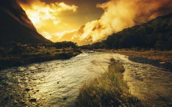 ratcliff, trey, landscapes, природа, пейзажи -, free, walldevil, заводь,