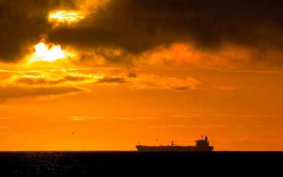 tanker, корабль, закат, ships, нефть, marine, insight, photos,