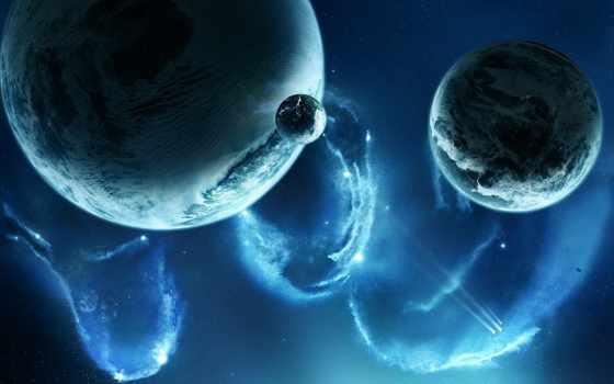 космос, планеты Фон № 24616 разрешение 1988x1080