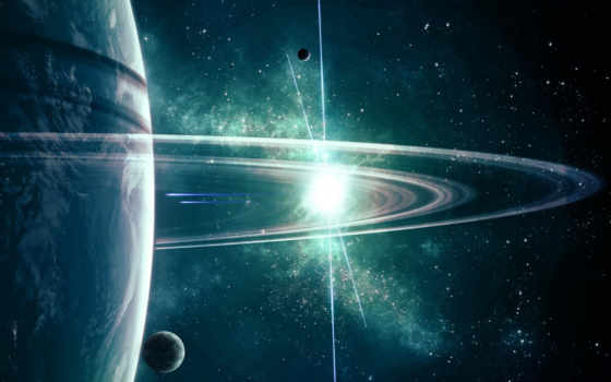 космос, звезды, planet