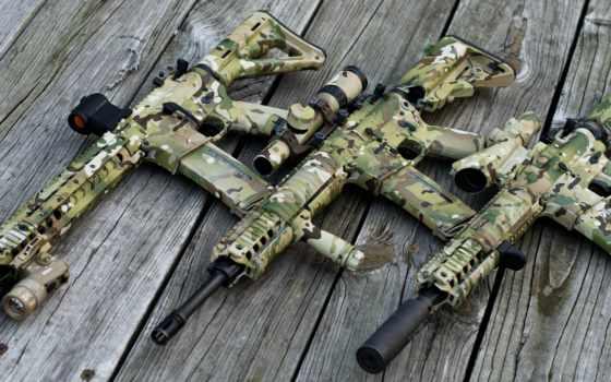 винтовка, винтовка, assault