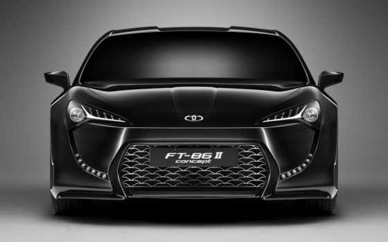 toyota, ft, concept, resolution, sports, car, тяга,