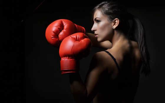 девушек, boxing, devushki