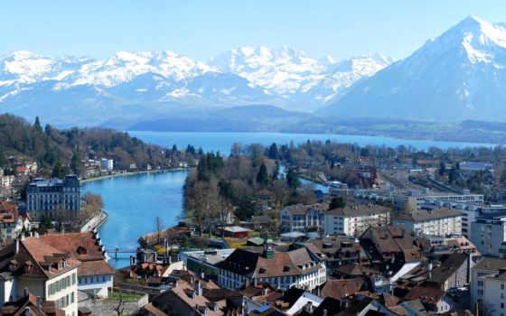 швейцария, берн, города