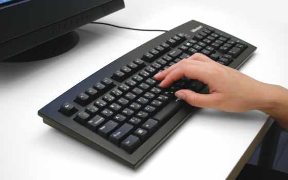 руки, клавиатуры, клавиатура