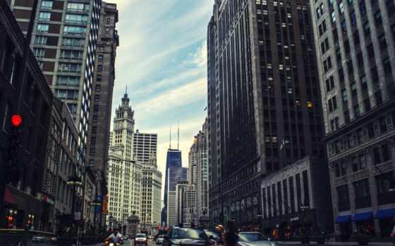 chicago, usa, america