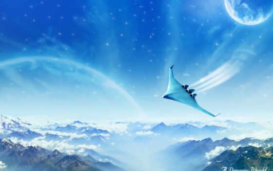 будущего, самолеты, самолёт Фон № 123949 разрешение 1600x1200