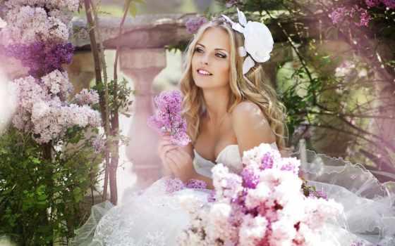 красавица, платье, журнала