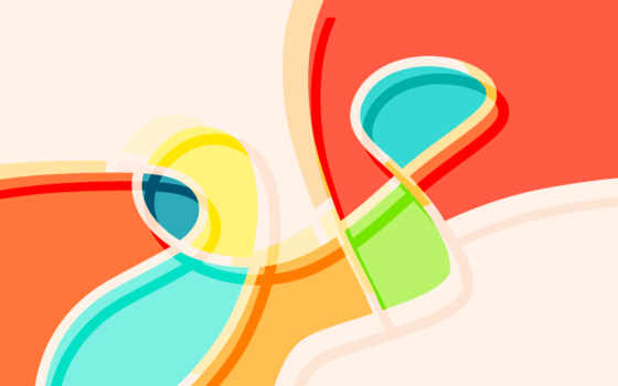 curves, colorful, desktop, minimal, resolutions, abstract,
