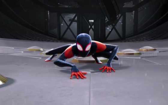 паук, into, стих, movie, мужчина, spiderman