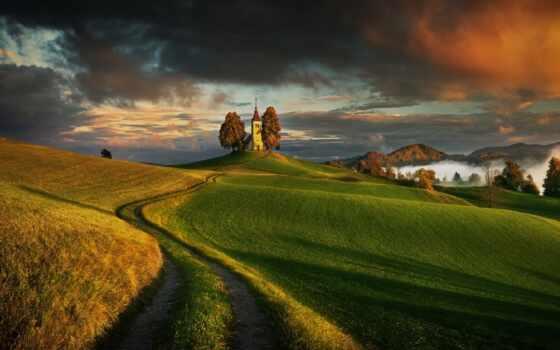 дорога, contest, осень, krzysztof, дорогой, landscape, vol