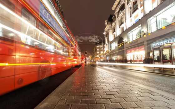 london, londres, exposição, longa, bus, улица, desktop, ruas,