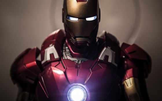 фильмов, супергерои, iron, мужчина, масть, нояб,
