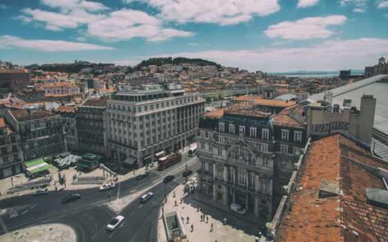 португалия, lisbon, new, город