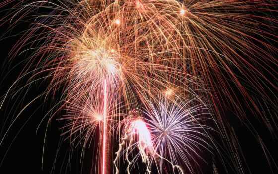 окно, firework, tema, краска, год, new, color