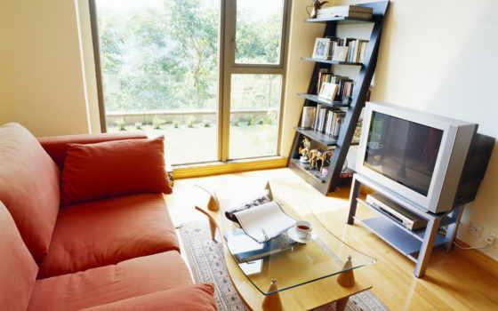 квартире, окна, design