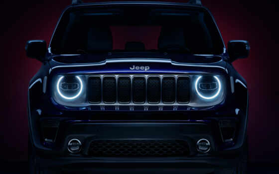 jeep, renegade, limit, car, resolution