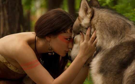 волк, девушка, human, который, россия, proverb, indian, корм, black, поражение