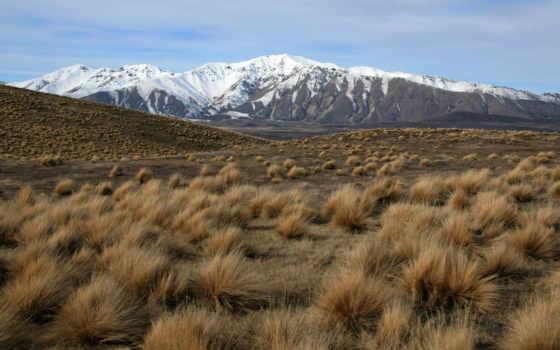 степь, горы, природа