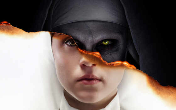 монахини, curse, проклятие, постер