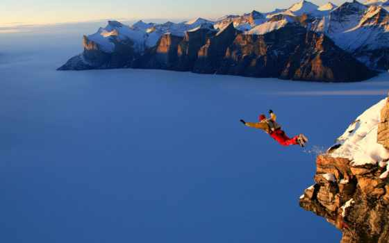 ,парашют,прыжок