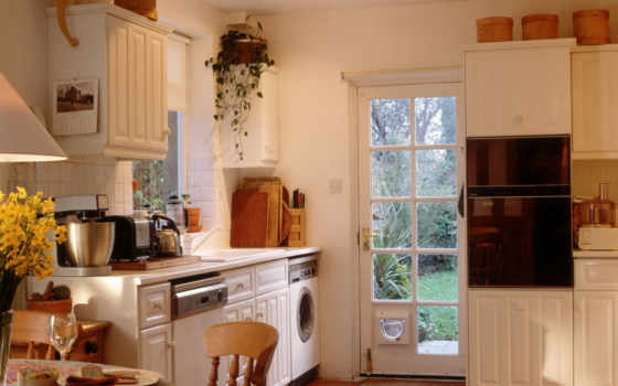 кухни, интерьер, design,