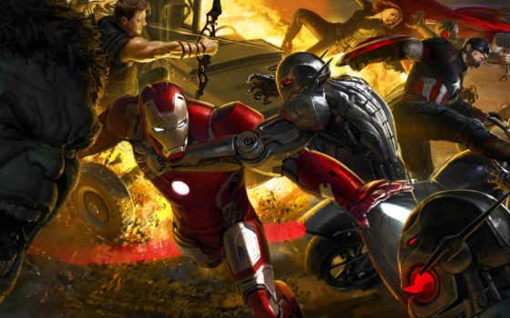 avengers, war, часть