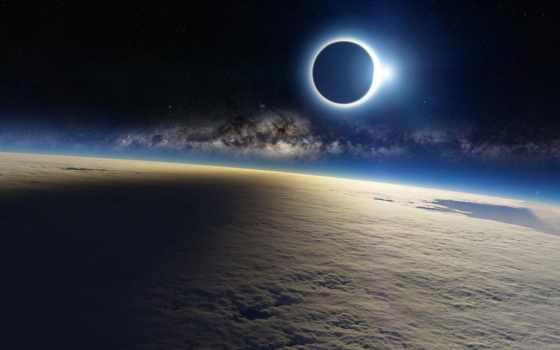 eclipse, солнечное, cosmos, было, сентября,