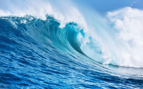 волна, море, пенка, divino, большая, фотопанно, декор,