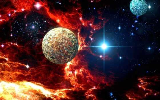cosmos, тайнами, неизведанными