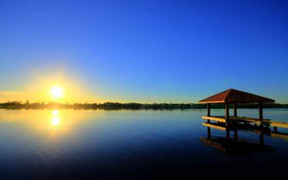 windows, побережье, gold, australian, best, desktop, закат,