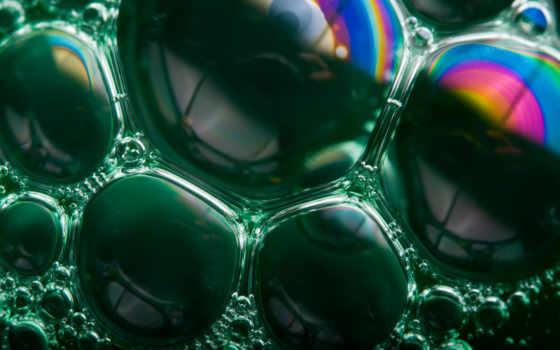 пузыри, пенка, bubble, мыльных, мыльные, пузырей, мыло, отражение,